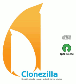 Sauvegardes avec le liveCD Clonezilla