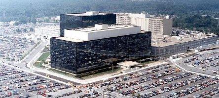 Siège de la NSA aux État-Unis