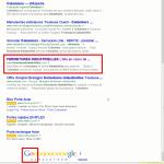Référencement en 1ère page de Google
