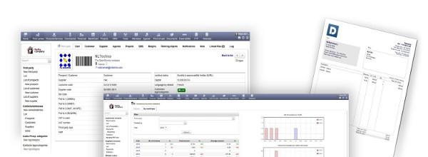 Dolibarr, logiciel libre de gestion commerciale