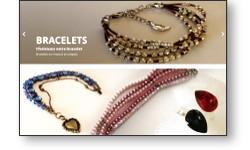 Boutique en ligne pour site de bijoux