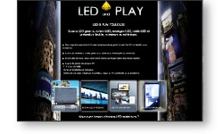 Sites web de LED AND PLAY