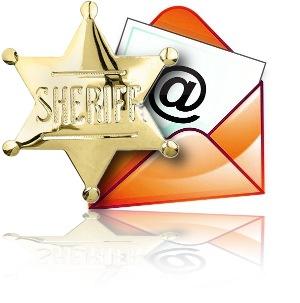Messageries électroniques professionnelles : emails courriels sécurisés