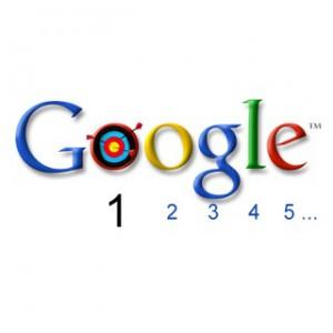 Référencement en première position sur Google