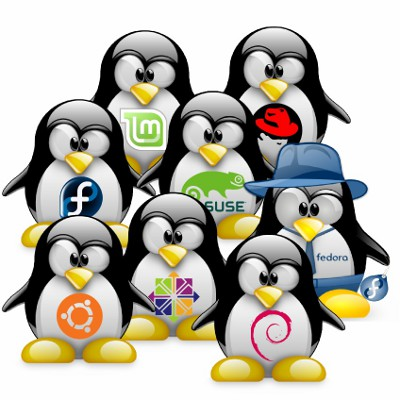 Quelques distributions Linux