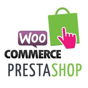 WooCommerce et Prestashop