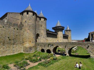 Modification page web Carcassonne
