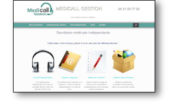 Site web medicallgestion