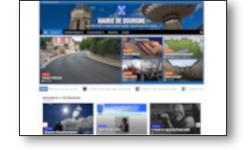 Site web de la mairie de Dourgne