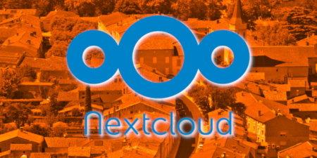 Nextcloud, logiciel de travail collaboratif pour la mairie de Dourgne