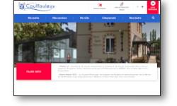 Site web de la mairie de Couffouleux